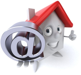 Marketing a home on the Internet