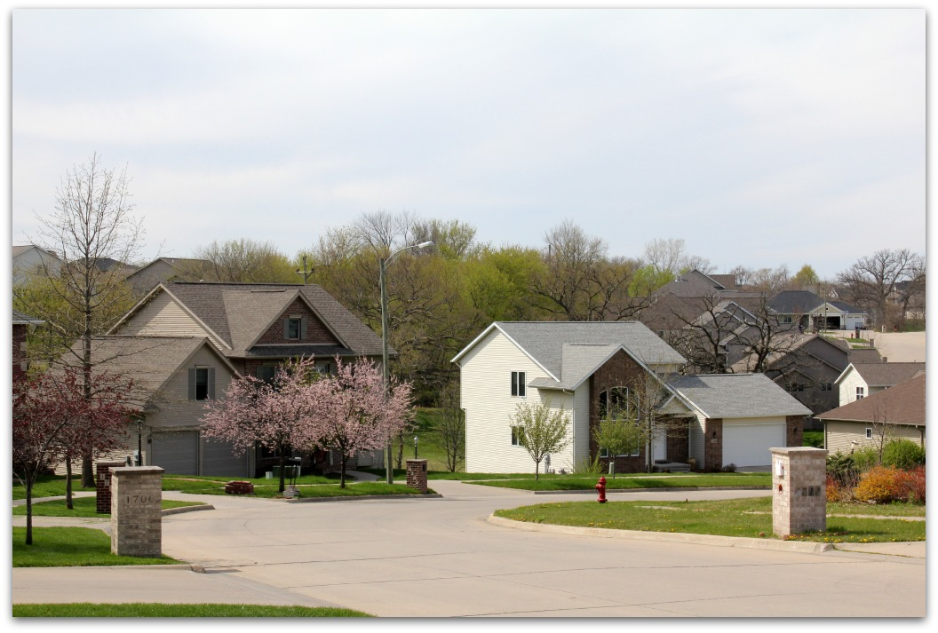 Highland Park Neighborhood Coralville IA