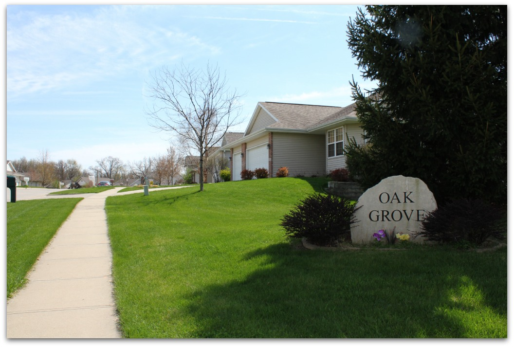 Oak Grove Neighborhood Coralville IA