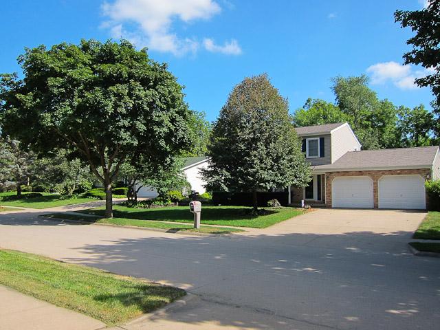 Dean Oakes Neighborhood, Iowa City