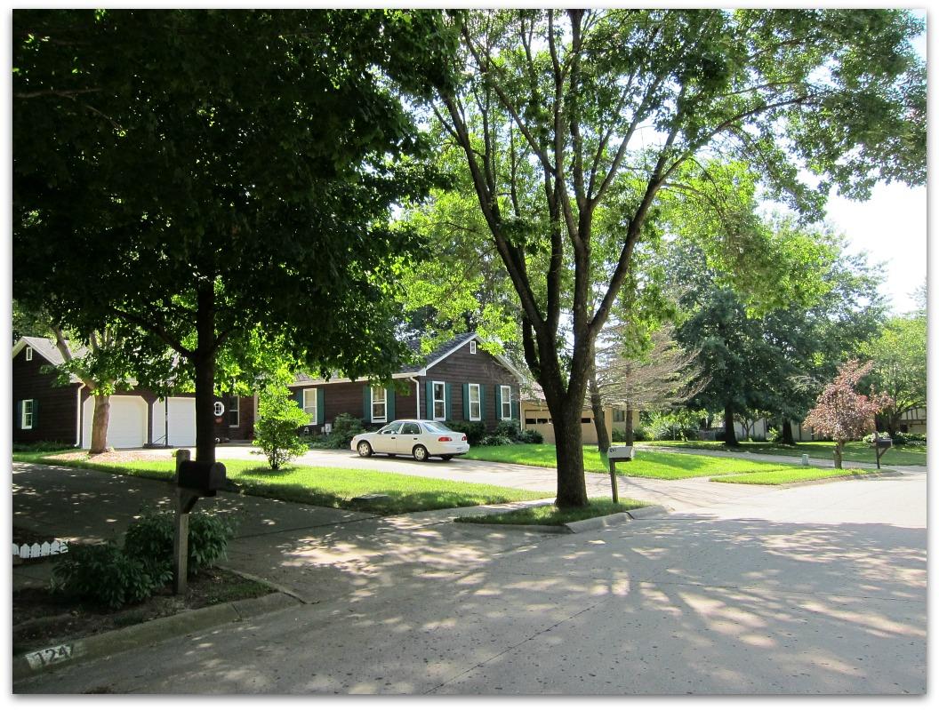 Dean Oakes Neighborhood Iowa City