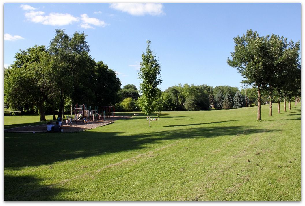 Iowa City Parks - Kiwanis Park