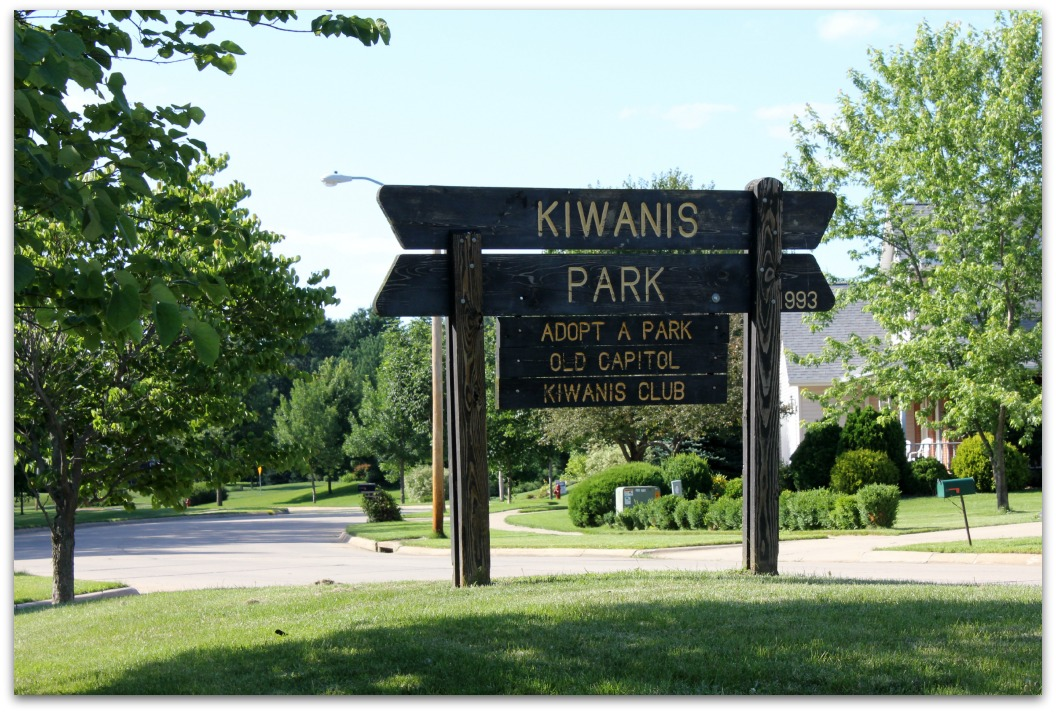 Kiwanis Park Iowa City Iowa