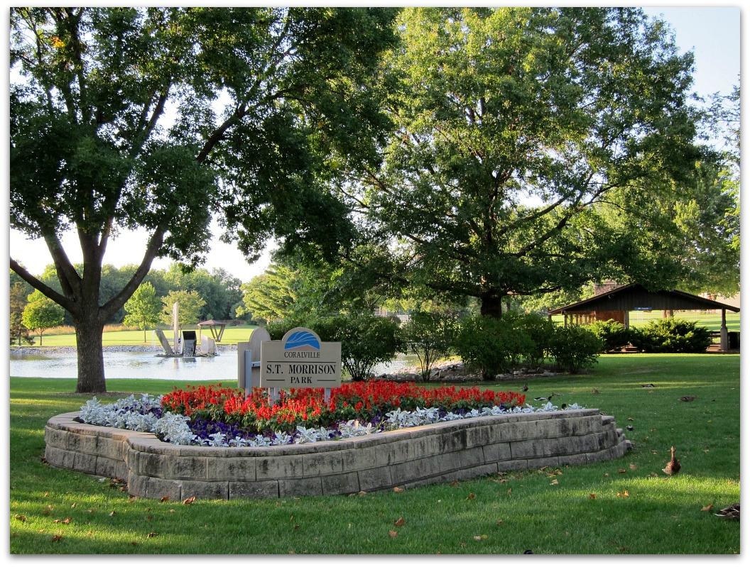 S.T. Morrison Park Coralville