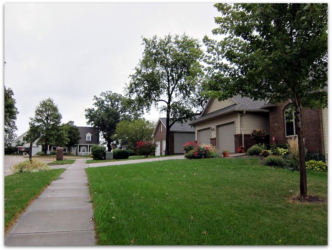 Homes for sale in the Scott Boulevard East Neighborhood, Iowa City