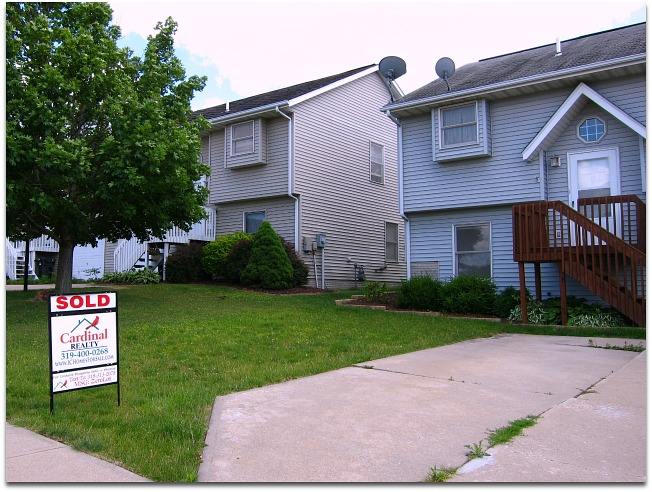 2144 14th St Coralville IA - Sold