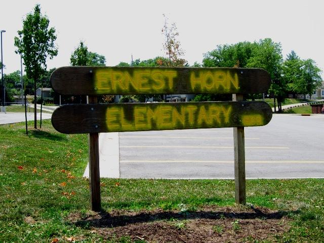 Horn Elementary School Iowa City