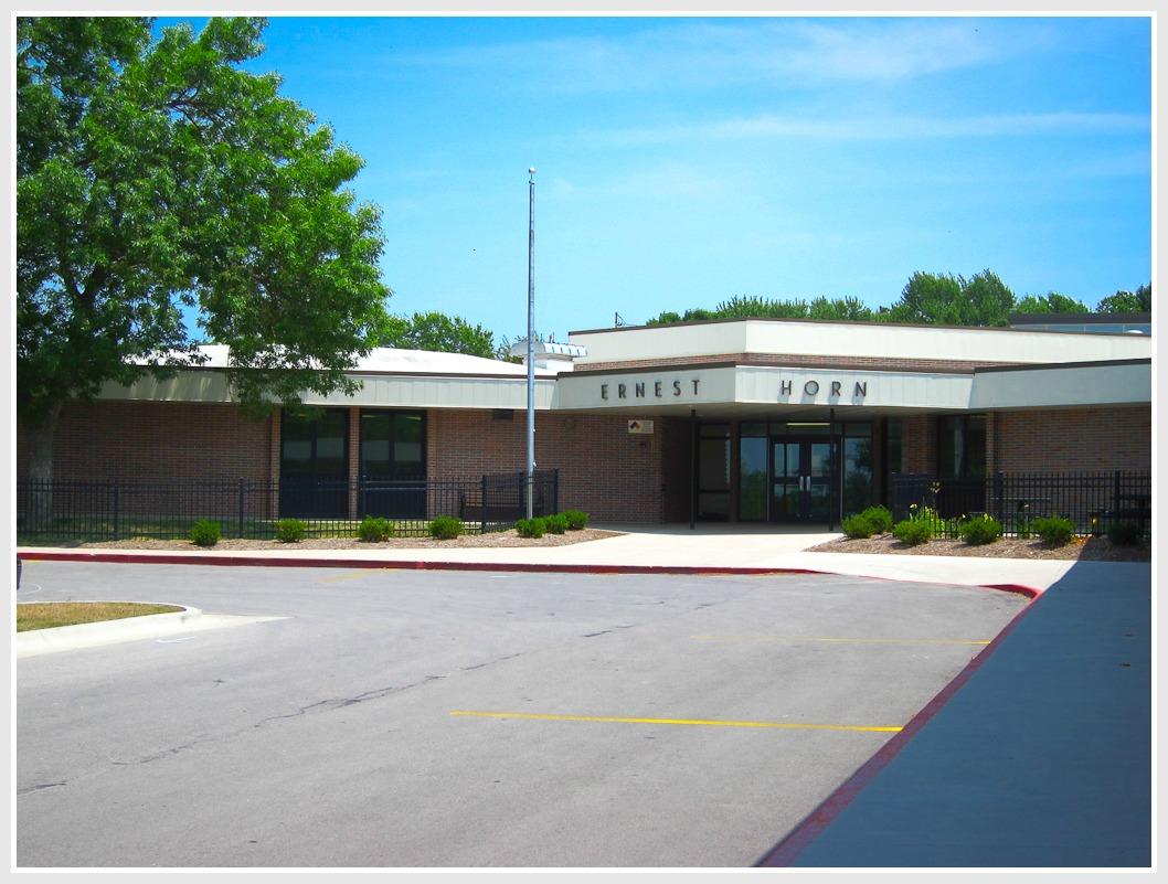 Horn Elementary School, Iowa City