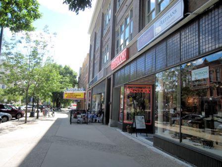 Englert + Artisan Gallery downtown Iowa City