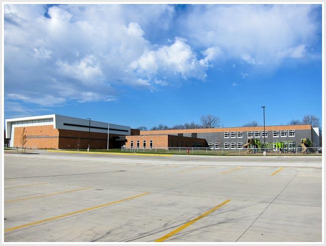 Borlaug Elementary School Coralville Iowa