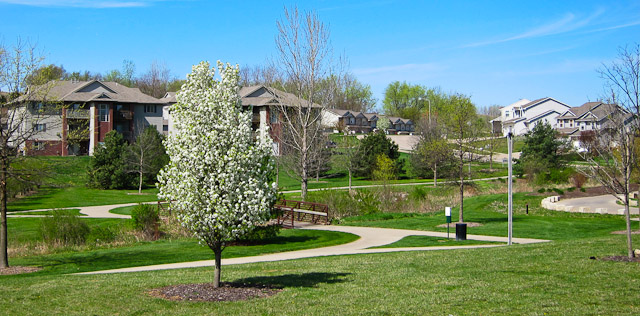 Condominiums in Coralville Iowa