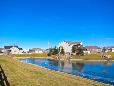 Arlington Ridge Subdivision, North Liberty, Iowa