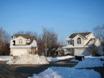 Coralville neighborhoods winter 2013