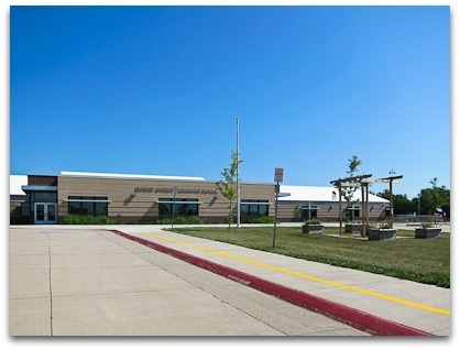 Garner Elementary School, North Liberty IA