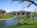 284 Hickory Ct, Tiffin ~ Sharp Zero Lot with Pond Views